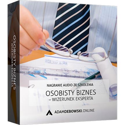 Osobisty Biznes – wizerunek eksperta