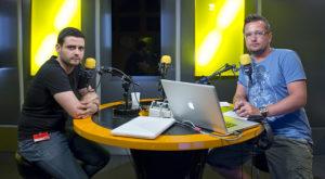 Adam Dębowski w Radio Czwórka