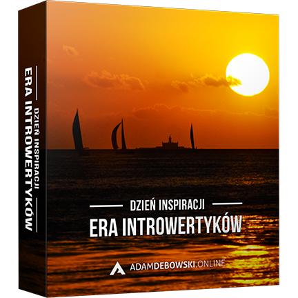 Dzień Inspiracji: Era Introwertyków
